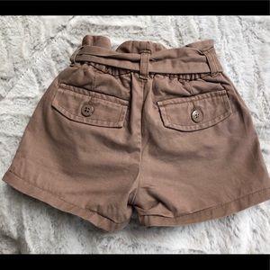 GAP Bottoms - New GAP Chino Shorts Sz 3T